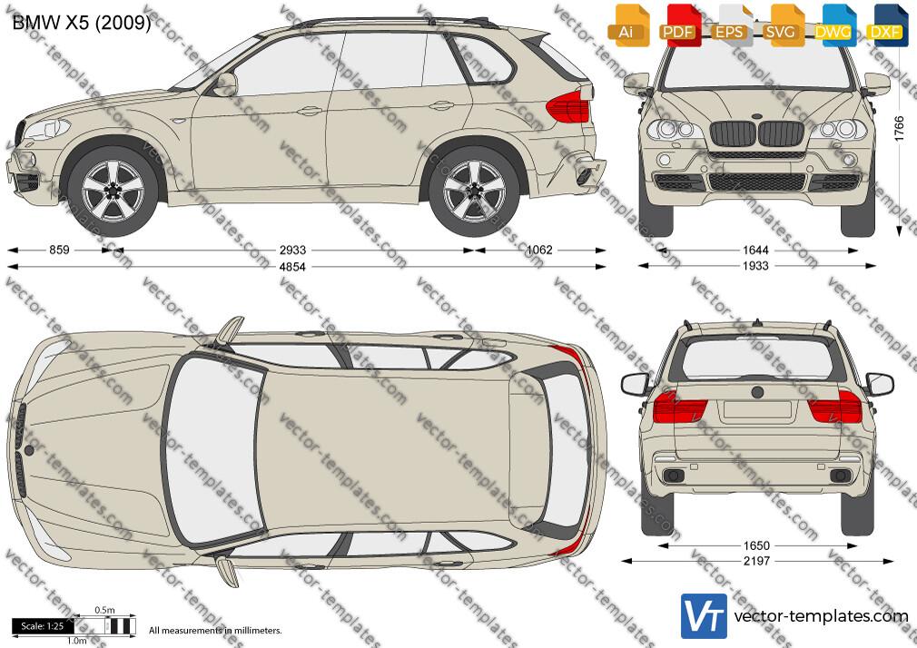 BMW X5 E70 2009