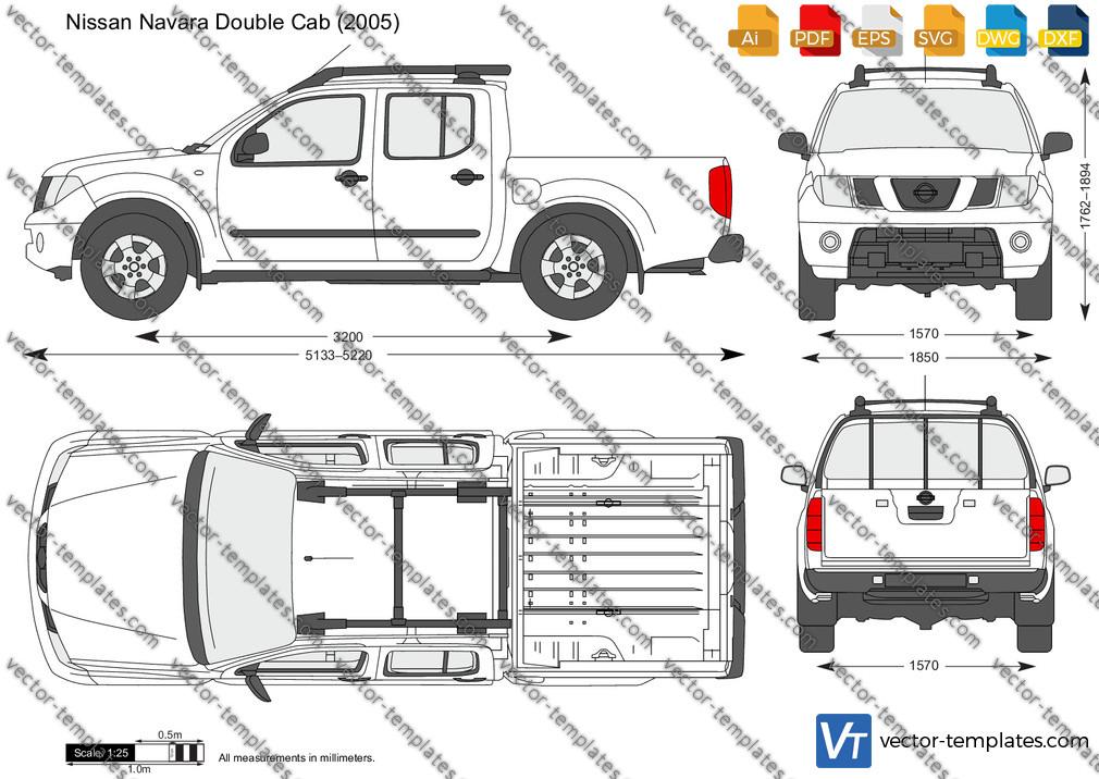 Nissan Navara Double Cab 2005