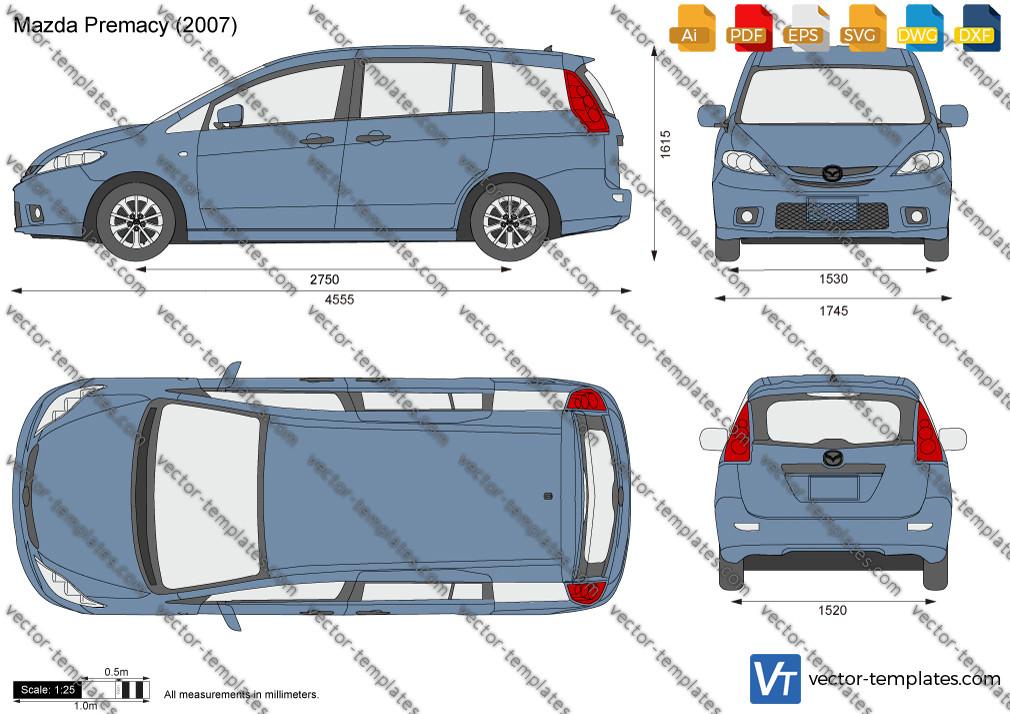 Mazda Premacy 2007
