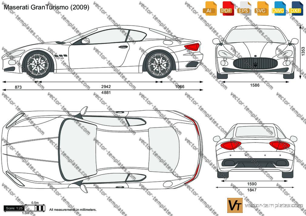 Maserati Gran Turismo 2009