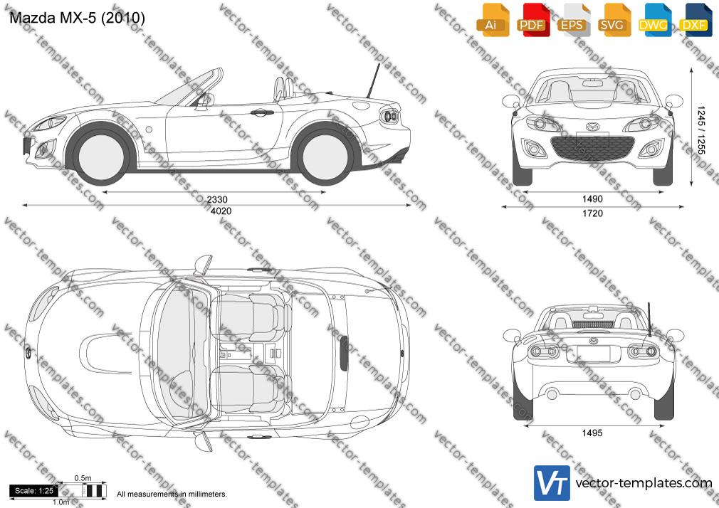 Mazda MX-5 NC 2010