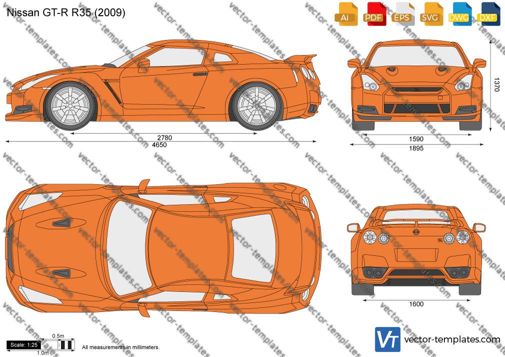 Nissan GT-R R35 2009