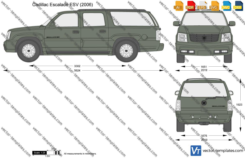 Cadillac Escalade ESV 2006