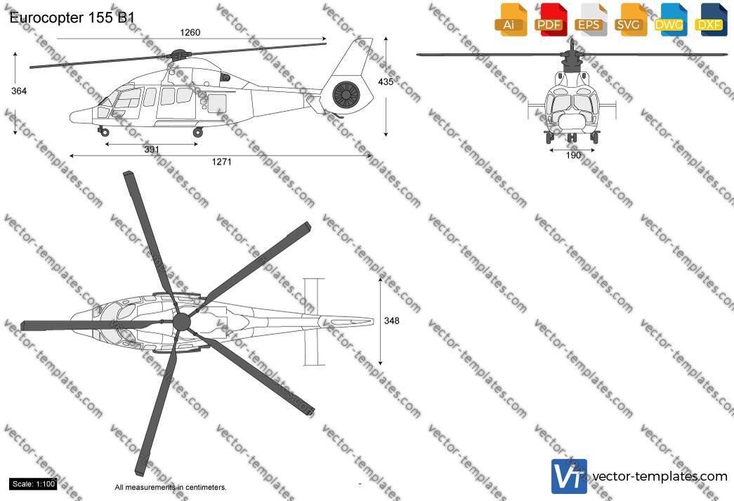 Eurocopter EC155 B1