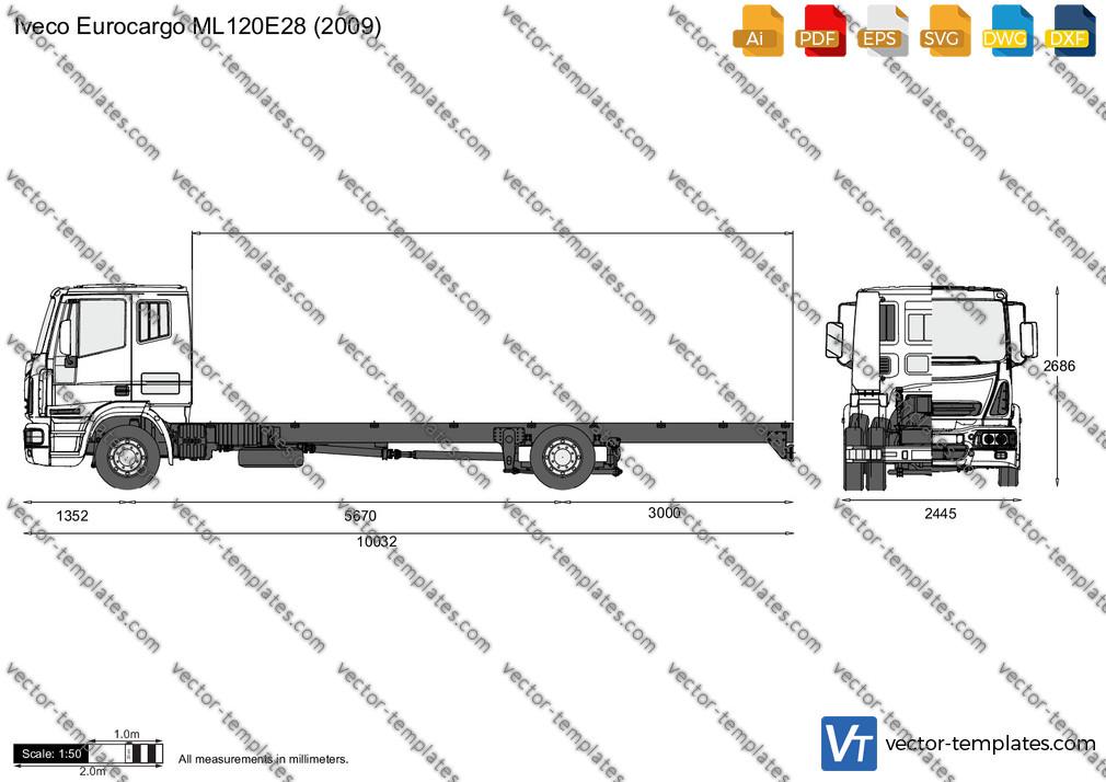 Iveco Eurocargo ML120E28 2009