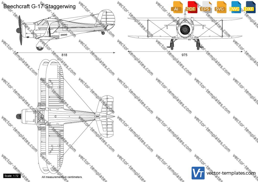 Beechcraft G-17 Staggerwing