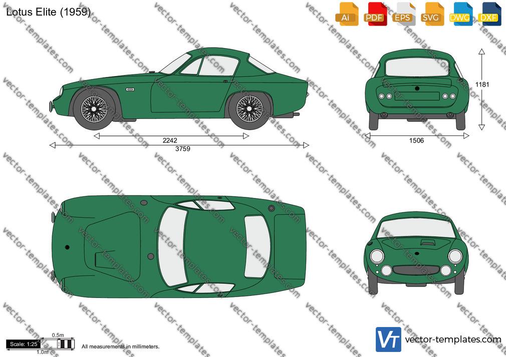 Lotus Elite 1959