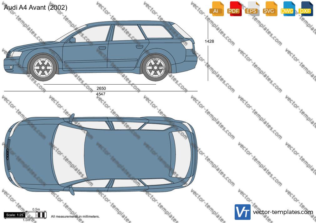 Audi A4 Avant 2002
