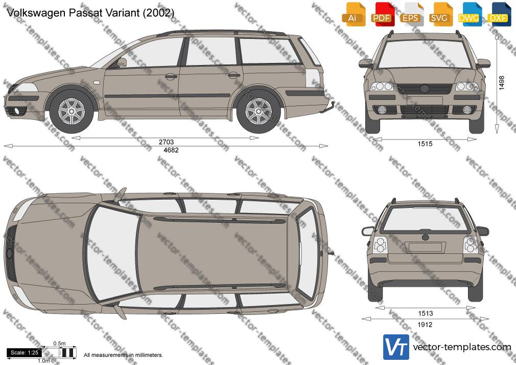 Volkswagen Passat Variant 2002