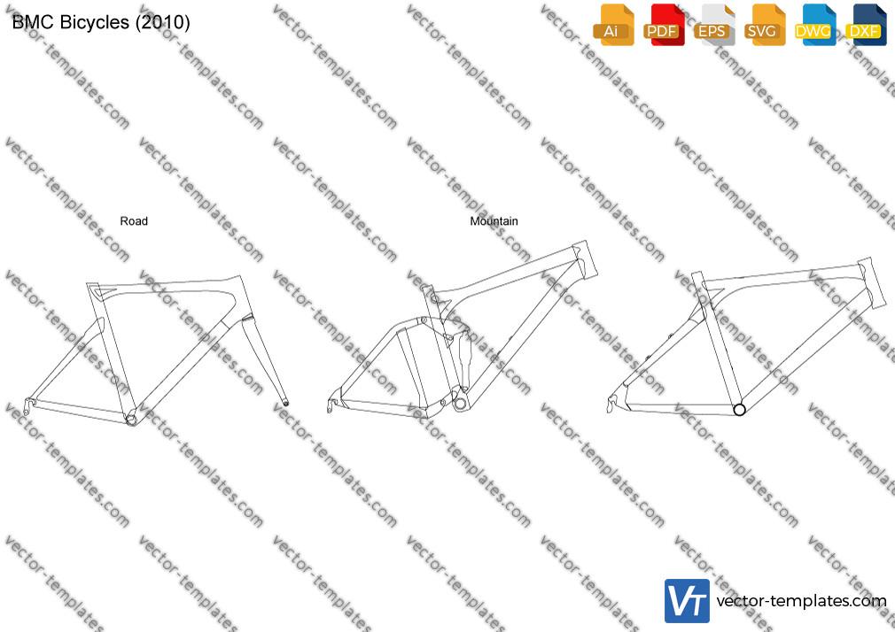 BMC Bicycles 2010