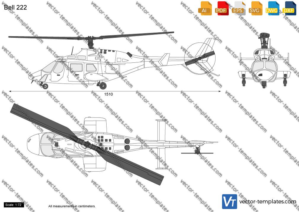 Bell 222