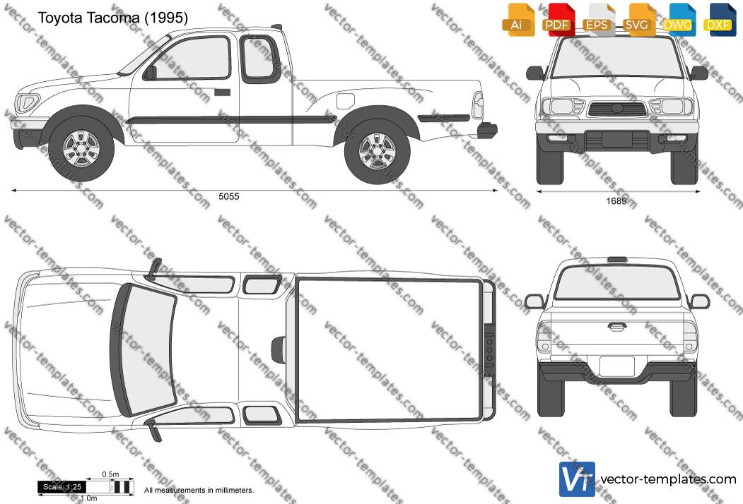 Toyota Tacoma 1995