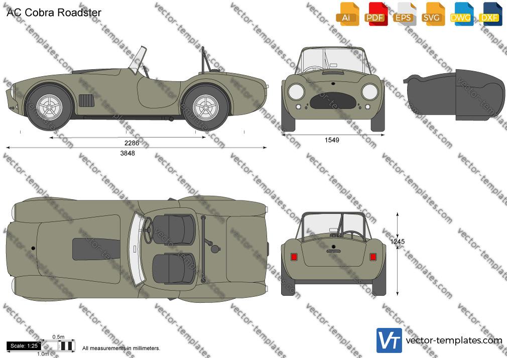 AC Cobra Roadster 1963