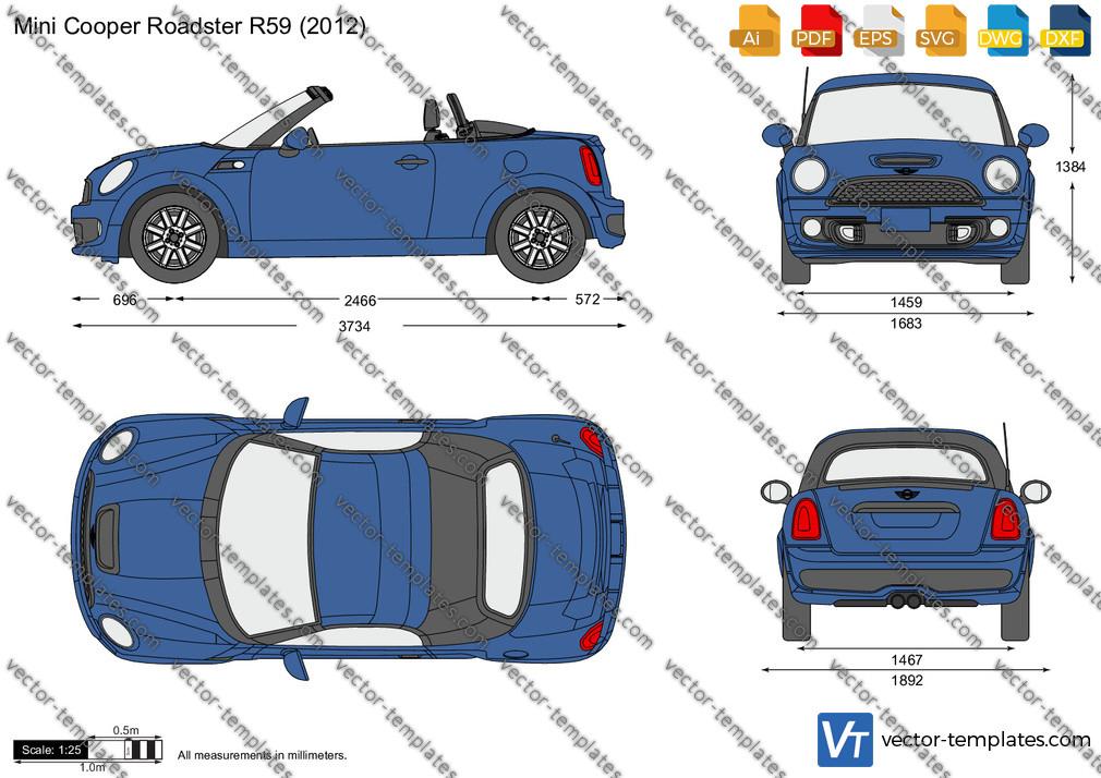 Mini Cooper Roadster R59 2012