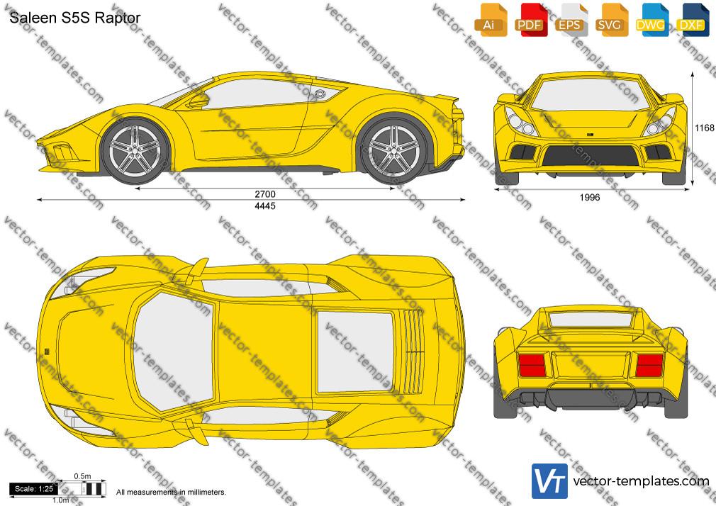 Saleen S5S Raptor 2008