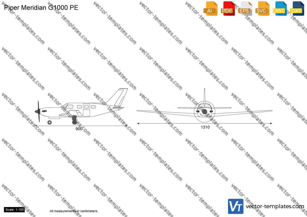 Piper Meridian G1000 PE