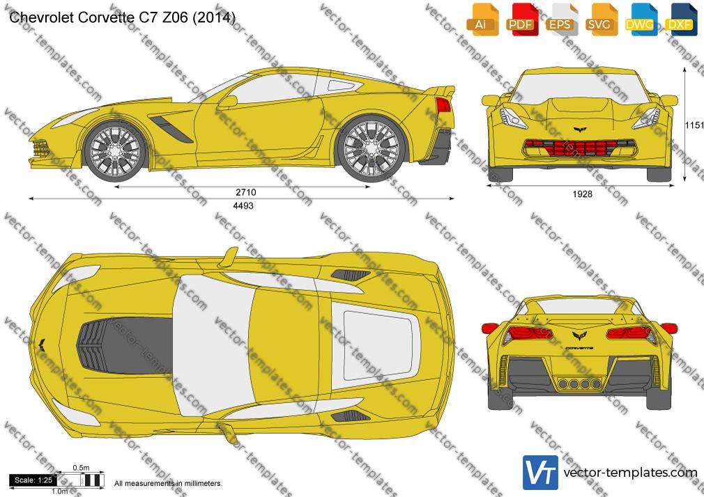 Chevrolet Corvette C7 Z06 2014
