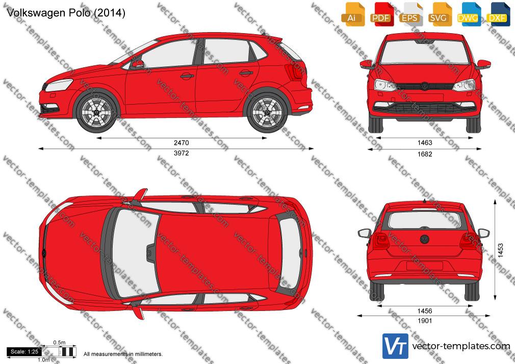 Volkswagen Polo 5-Door 2014