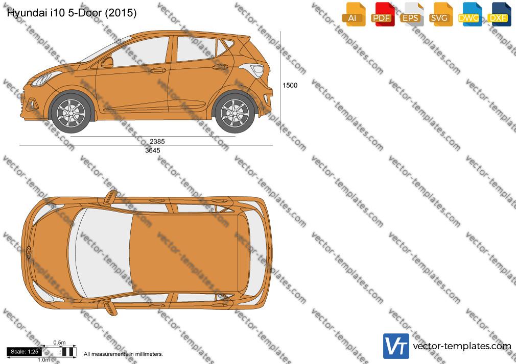 Hyundai i10 5-Door 2015