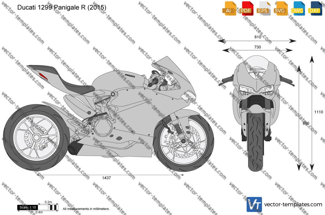 Ducati 1299 Panigale R 2015