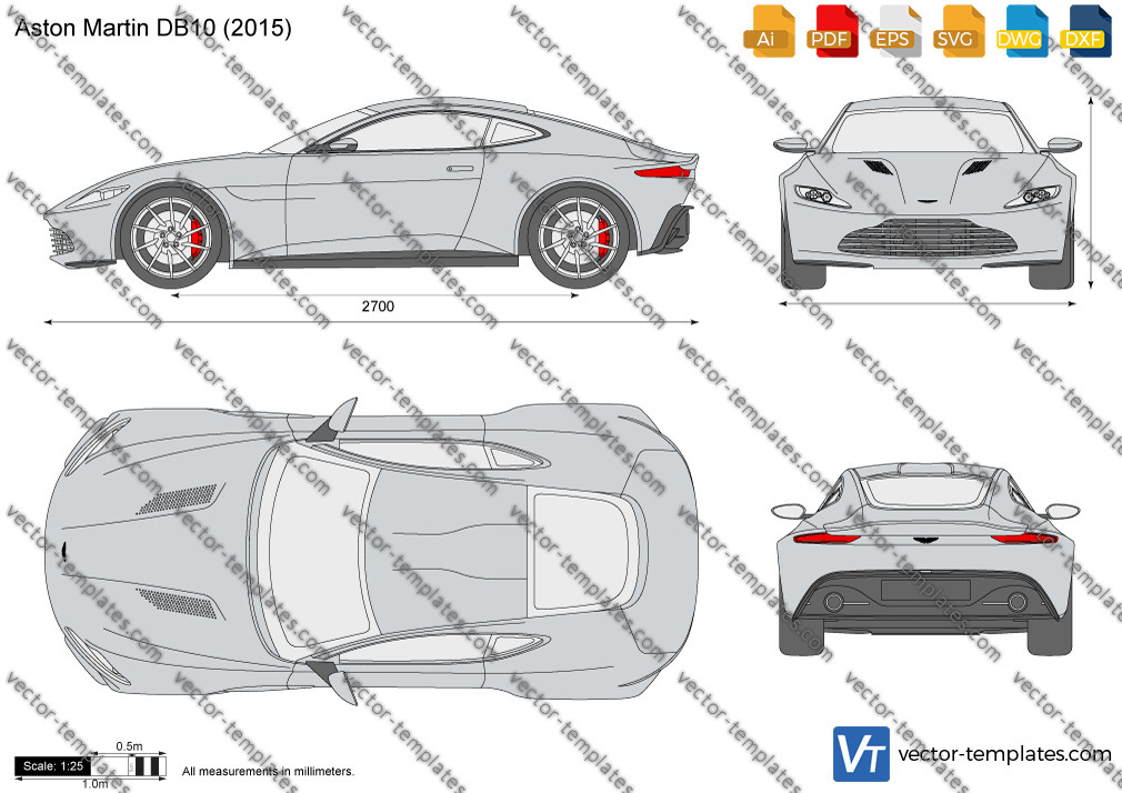 Aston Martin DB10 2015