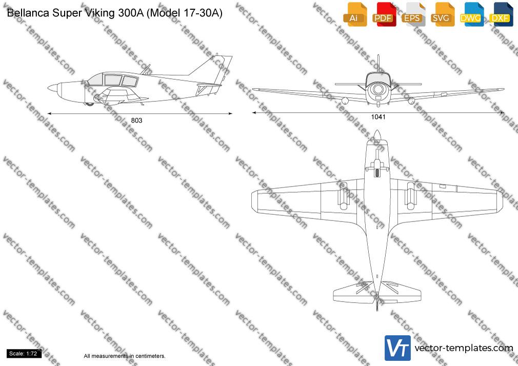 Bellanca Super Viking 300A (Model 17-30A)