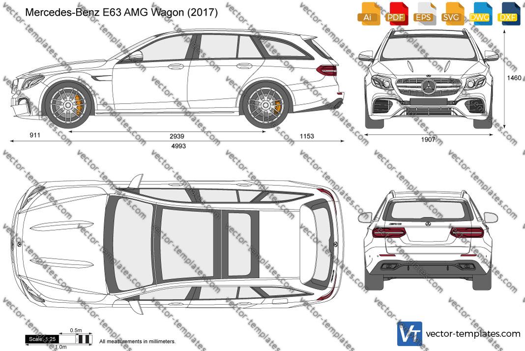 Mercedes-Benz E63 AMG Wagon S213  2017