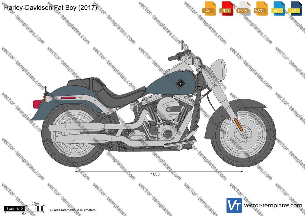 Harley-Davidson Fat Boy 2017