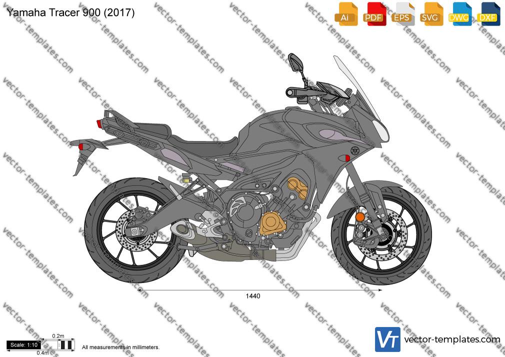 Yamaha Tracer 900 2017