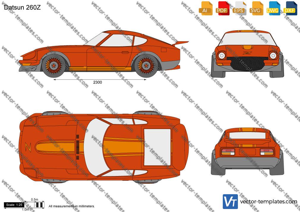 Datsun 260Z 1970