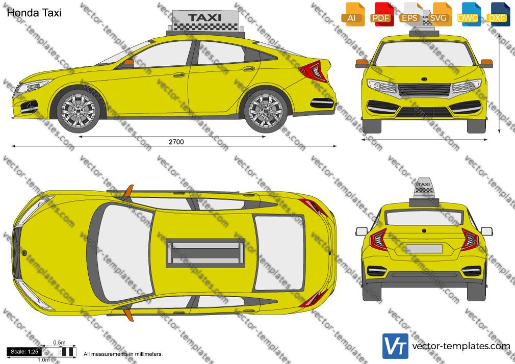 Honda Taxi