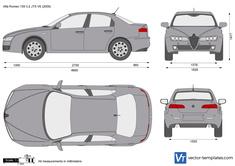 Alfa Romeo 159 3.2 JTS V6