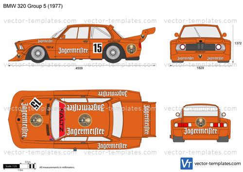 BMW 320 Group 5 E21