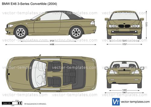 BMW 3-Series Convertible E46