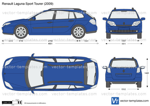templates cars renault renault laguna sport tourer. Black Bedroom Furniture Sets. Home Design Ideas