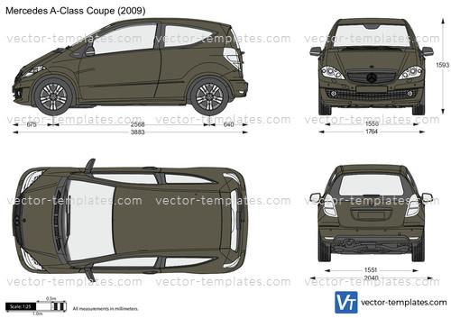 Mercedes-Benz A-Class 3-Door W169