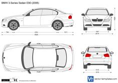 BMW 3-Series Sedan E90