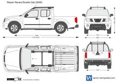 Nissan Navara Double Cab