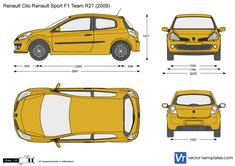 Renault Clio Renault Sport F1 Team R27