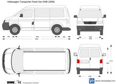 Volkswagen Transporter T5 Panel Van SWB