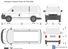 Volkswagen Transporter Window Van SWB