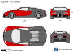 Bugatti 16-4 Veyron