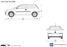 Opel Corsa C Van
