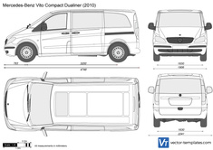 Mercedes-Benz Vito Compact Dualiner