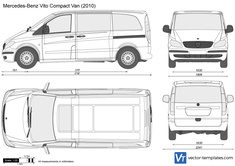 Mercedes-Benz Vito Compact Van