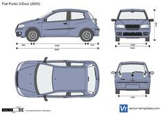 Fiat Punto 3-Door