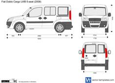 Fiat Doblo Cargo LWB 5-seat