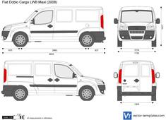 Fiat Doblo Cargo LWB Maxi