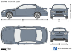 BMW M5 Sedan E60