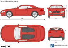 BMW M6 Cabriolet E64